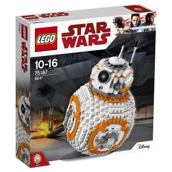 Lego The Last Jedi 75187 BB-8 Star Wars Toy