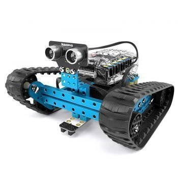 Makeblock DIY mBot Ranger Transformable STEM Educational 3-in-1 Robot Kit (Blue)