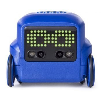 Boxer - Interactive A.I. Robot Toy (Blue) with Personality and Emotions, for Ages 6 and Up