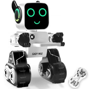 Remote Control Toy Robot for kids,Touch & Sound Control