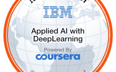 Applied AI with DeepLearning