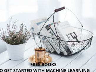 Free books to get started with Machine Learning