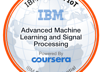 Advanced Machine Learning and Signal Processing