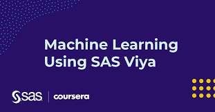 Machine Learning Using SAS Viya