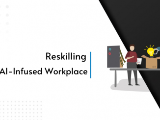 Reskilling in the AI-Infused Workplace