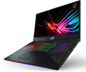 Asus ROG Strix Scar II Gaming Lapto