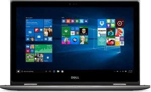 Dell Inspiron i5578-2550GRY 15.6 FHD 2-In-1 Laptop