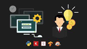 Python, Machine Learning and Algorithmic Trading Masterclass– Udemy